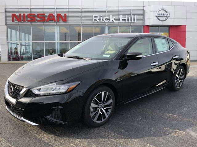 New 2019 Nissan Maxima in Dyersburg, TN
