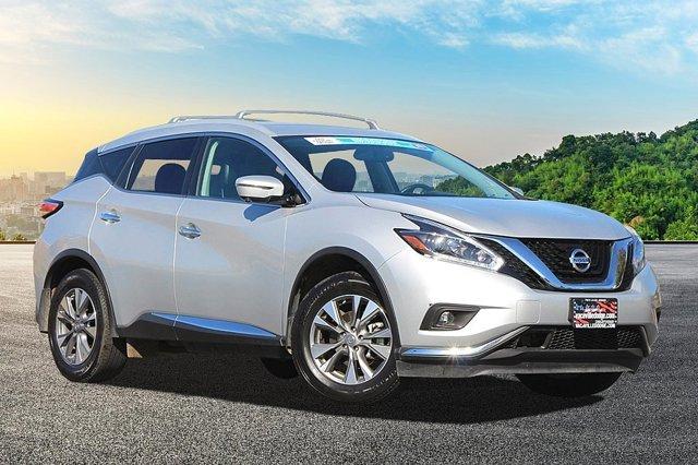 2018 Nissan Murano SL 0