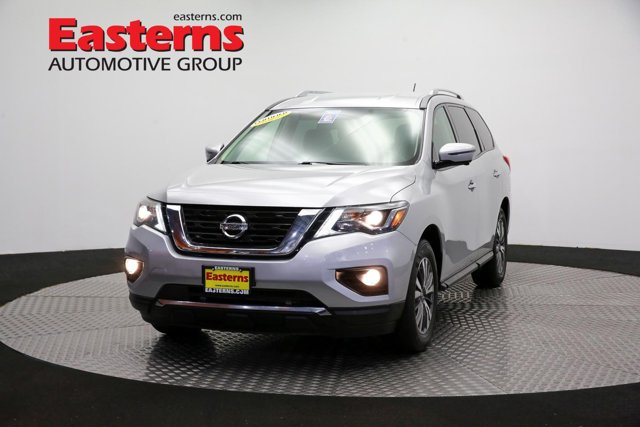 2017 Nissan Pathfinder for sale 121487 0