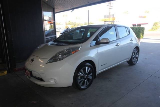 2015 Nissan LEAF SV 4dr HB SV Electric [0]