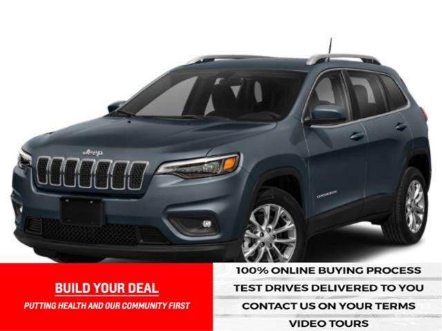 2021 Jeep Cherokee | 80TH ANNIVERSARY 4x4 | NAV | LEATHER | 80th Anniversary 4x4 Regular Unleaded V-6 3.2 L/198 [2]