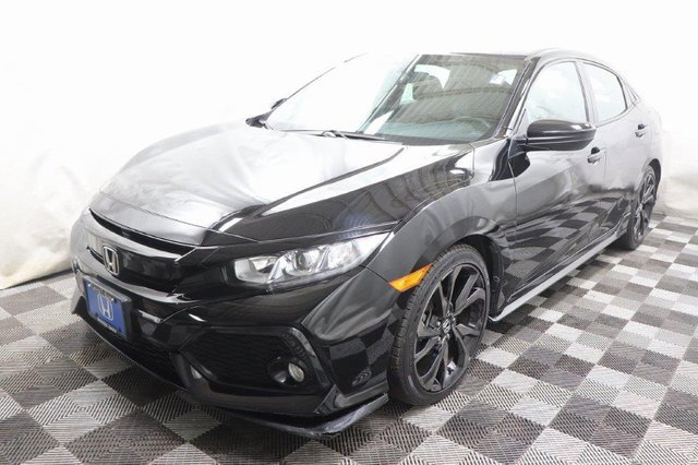Used 2018 Honda Civic Hatchback in Akron, OH