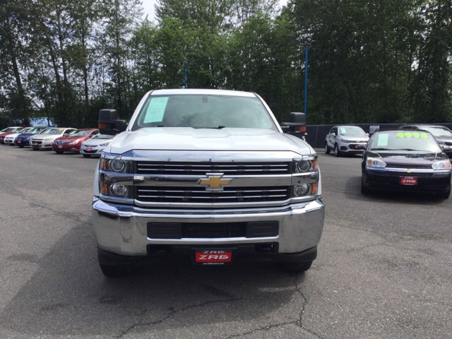 Used 2015 Chevrolet Silverado 2500HD Built After Aug 14 4WD Double Cab 144.2 Work Truck