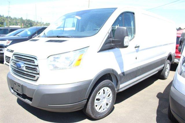 New 2016 Ford Transit Cargo Van T-350 148 Low Rf 9500 GVWR Sliding RH Dr