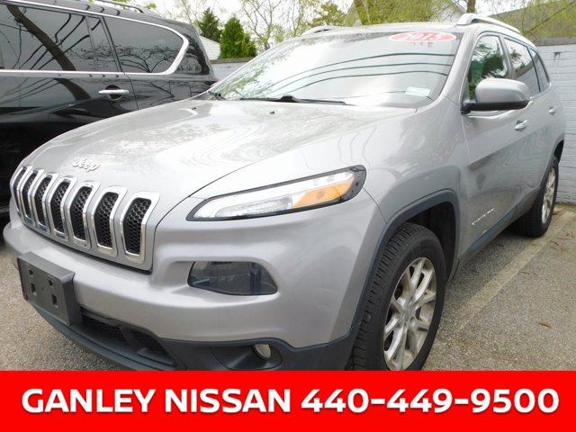 Used 2015 Jeep Cherokee in Mayfield Heights, OH
