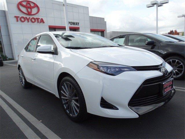 New 2017 Toyota Corolla in Poway, CA