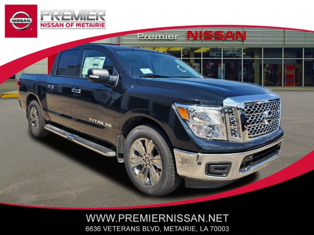 New 2019 Nissan Titan in Metairie, LA