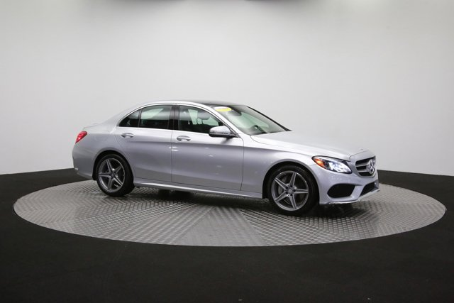 2016 Mercedes-Benz C-Class for sale 124011 43