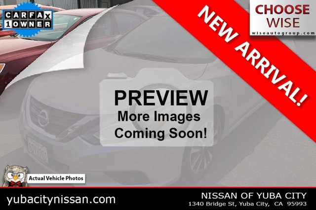 2018 Nissan Altima 2.5 SL 2.5 SL Sedan Regular Unleaded I-4 2.5 L/152 [1]