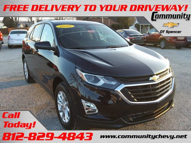 New 2020 Chevrolet Equinox in Bloomington, IN