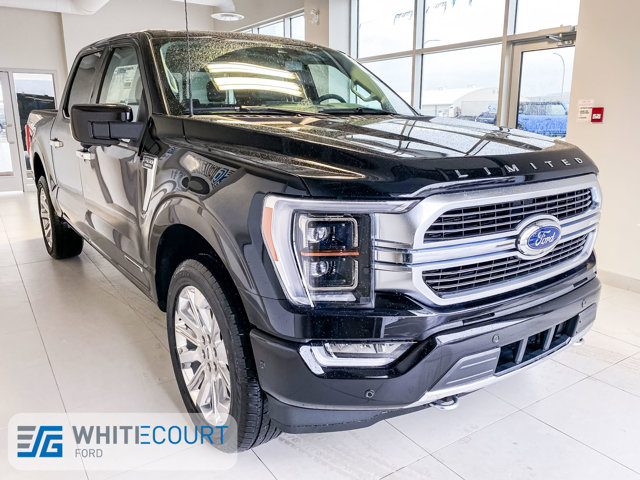 2021 Ford F-150 Limited 4WD SuperCrew Limited 4WD SuperCrew 5.5' Box PowerBoost Full-Hybrid V6 3.5 L [18]