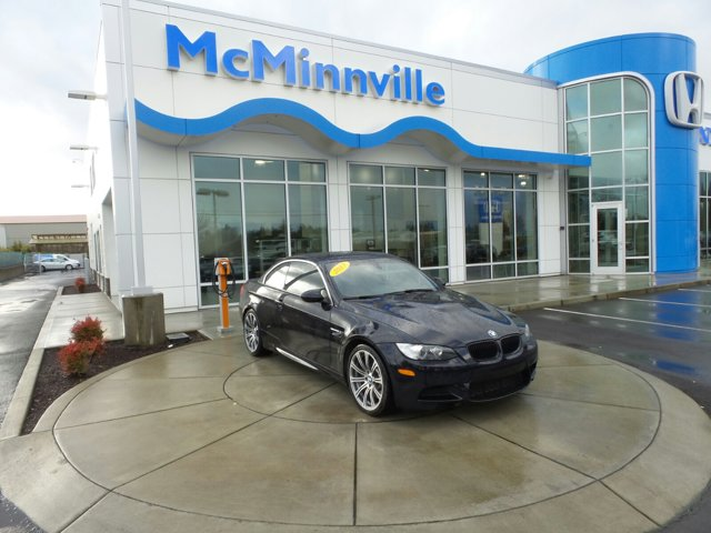 Used 2013 BMW M3 2dr Conv