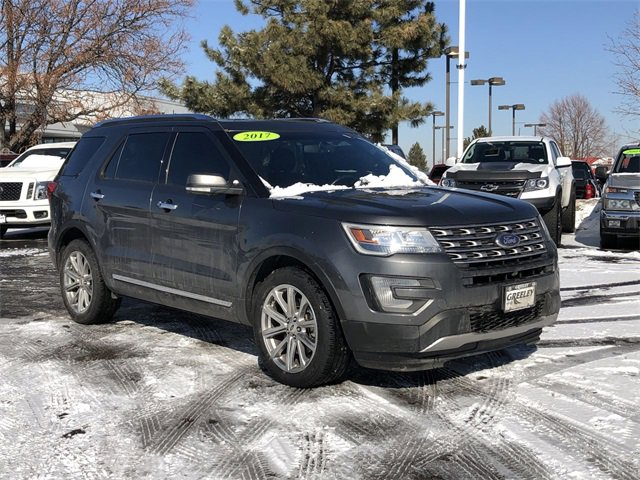 Used 2017 Ford Explorer in Fort Collins, CO