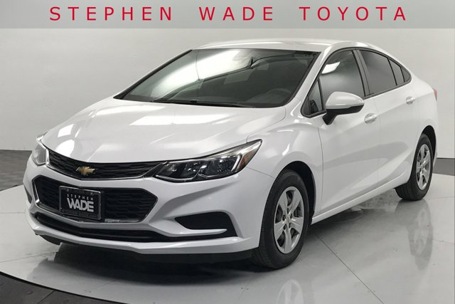 Used 2018 Chevrolet Cruze in St. George, UT