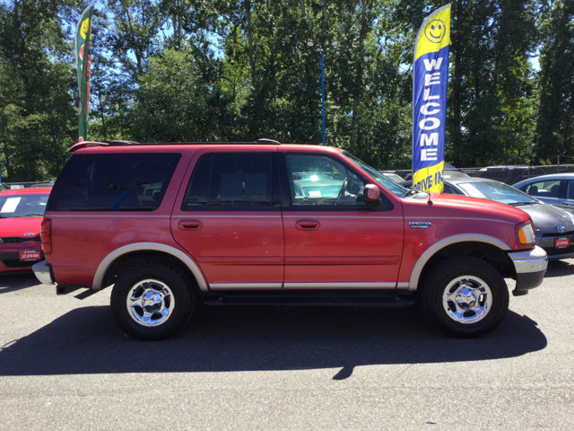 Used 1999 Ford Expedition 119 WB Eddie Bauer 4WD