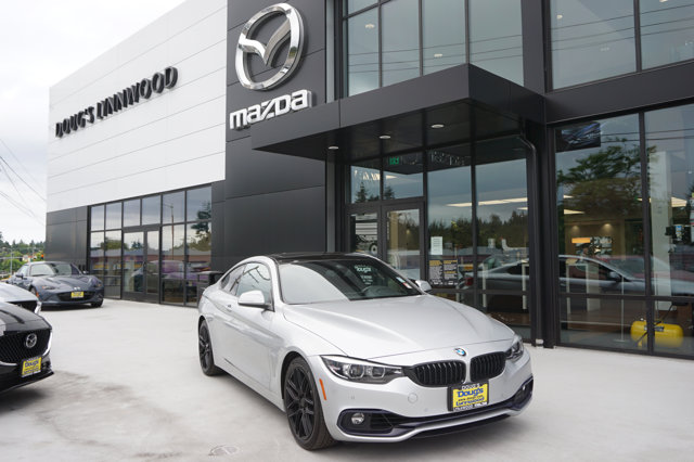 Used 2019 BMW 4 Series in Edmonds Lynnwood Seattle Kirkland Everett, WA