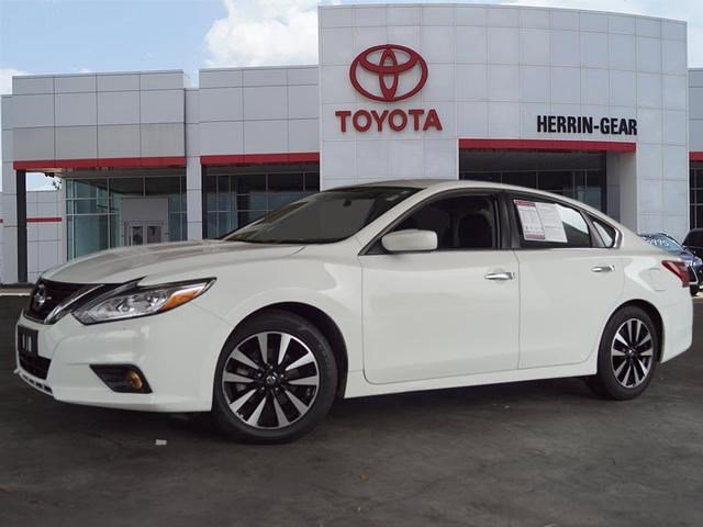 Used 2018 Nissan Altima in Jackson, MS