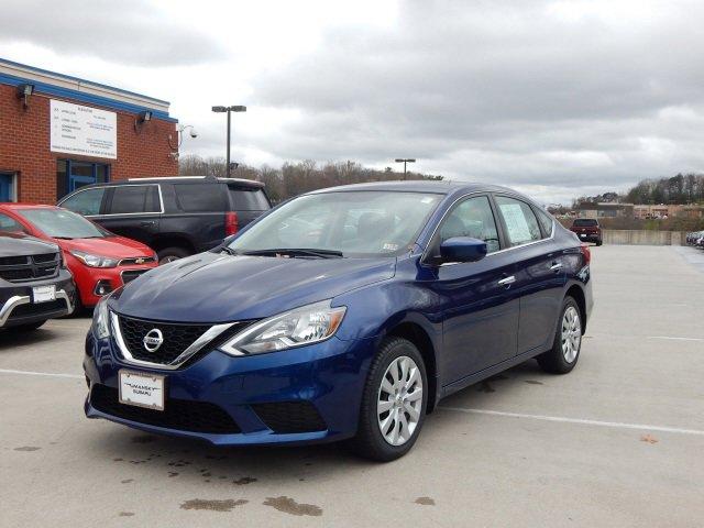 Used 2017 Nissan Sentra in Charlottesville, VA