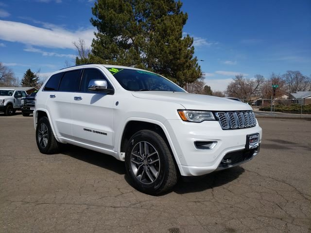 Used 2018 Jeep Grand Cherokee in Fort Collins, CO