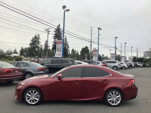 Used 2015 Lexus IS 250 4dr Sport Sdn RWD