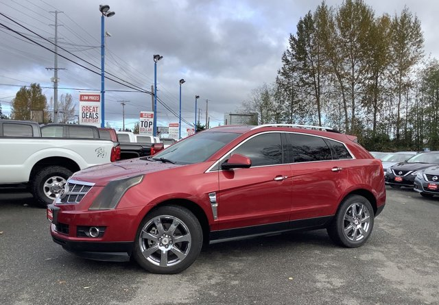 Used 2011 Cadillac SRX AWD 4dr Turbo Performance Collection