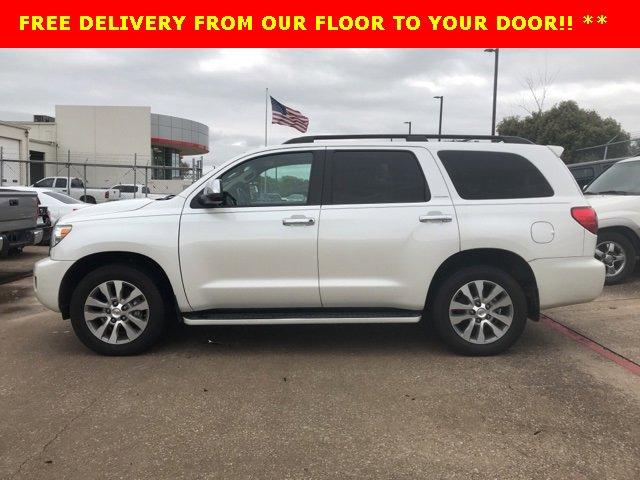 Used 2016 Toyota Sequoia in Hurst, TX