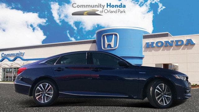 New 2020 Honda Accord Hybrid in Orland Park, IL
