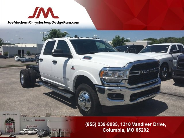 New 2019 Ram 3500 Chassis Cab in Columbia, MO
