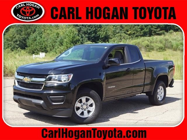 Used 2017 Chevrolet Colorado in Columbus, MS