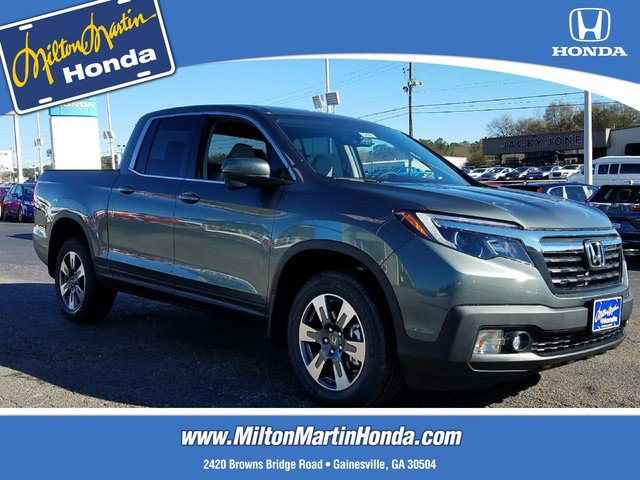 New 2018 Honda Ridgeline in Gainesville, GA