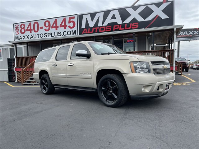 Used 2009 Chevrolet Suburban in Puyallup, WA