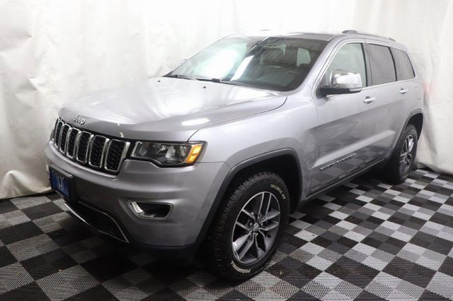 Used 2018 Jeep Grand Cherokee in Akron, OH