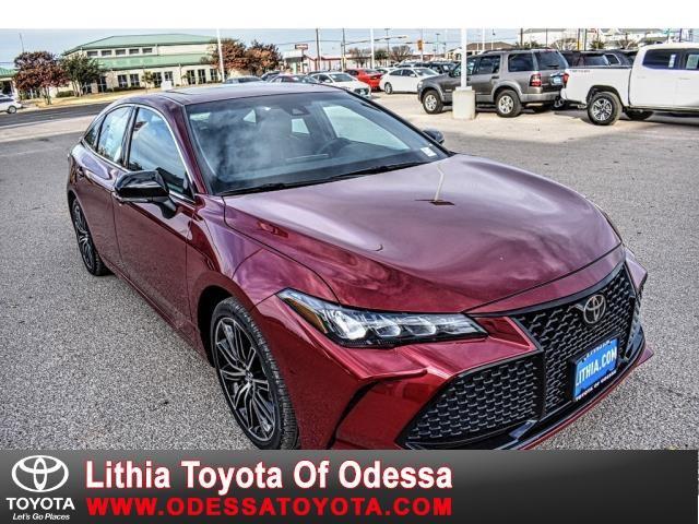 New 2020 Toyota Avalon in Odessa, TX
