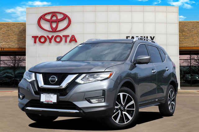 Used 2018 Nissan Rogue in Burleson, TX