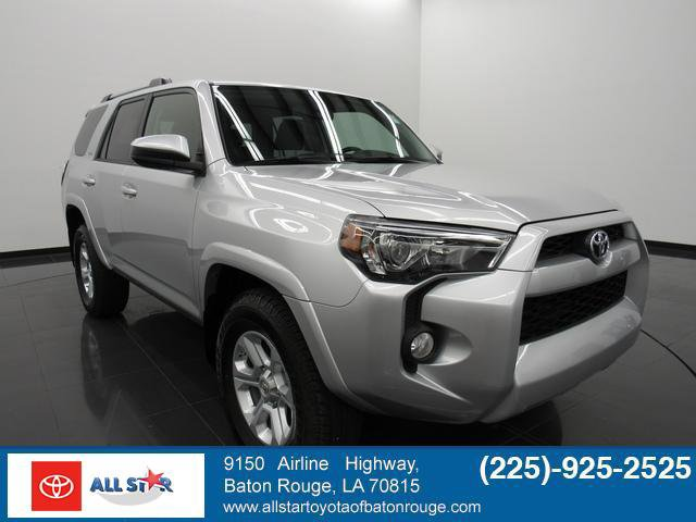 Used 2019 Toyota 4Runner in Baton Rouge, LA