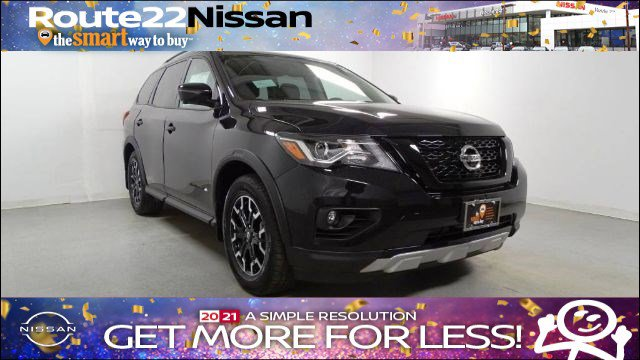 2020 Nissan Pathfinder SL 4x4 SL Regular Unleaded V-6 3.5 L/213 [3]
