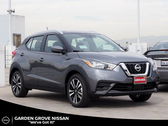 2020 Nissan Kicks SV SV FWD Regular Unleaded I-4 1.6 L/98 [19]
