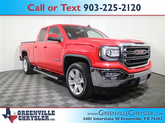 Used 2017 GMC Sierra 1500 in Greenville, TX