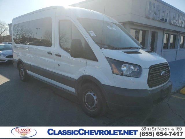 Used 2016 Ford Transit Wagon in Owasso, OK