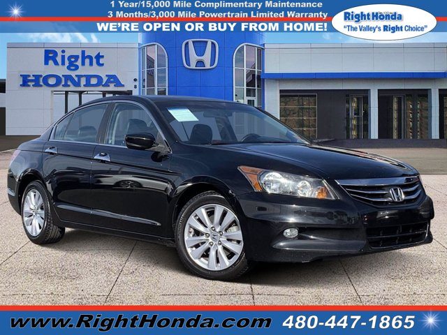 2011 Honda Accord EX-L  Gas V6 3.5L/212 [3]