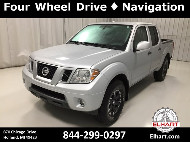 Used 2018 Nissan Frontier in Holland, MI