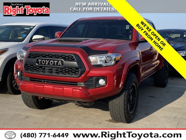 2017 Toyota Tacoma  Regular Unleaded V-6 3.5 L/211 [2]