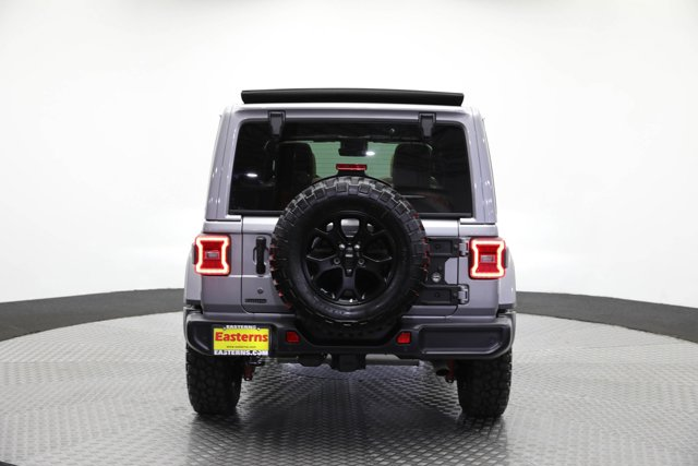 2019 Jeep Wrangler Unlimited for sale 125561 5