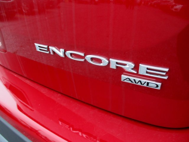 2020 Buick Encore AWD 4dr Preferred
