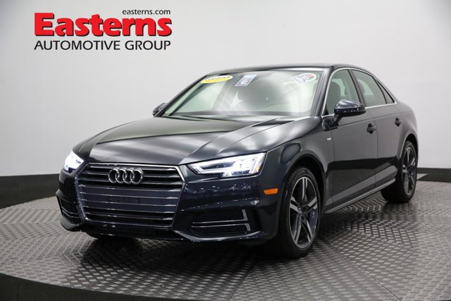 2017 Audi A4 Premium Plus 4dr Car
