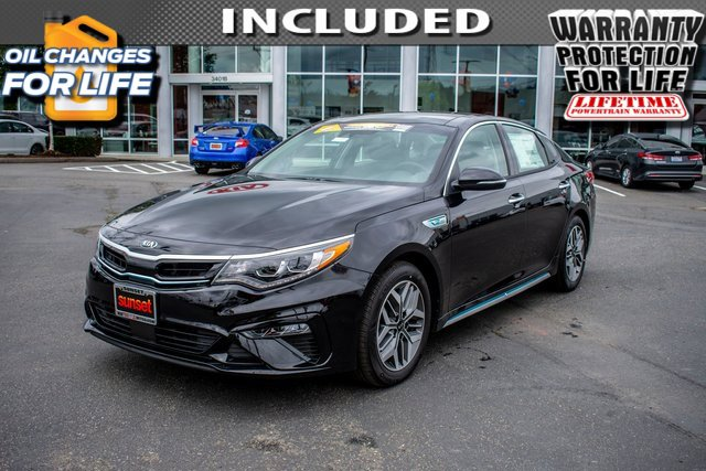 New 2020 KIA Optima Hybrid in Sumner, WA
