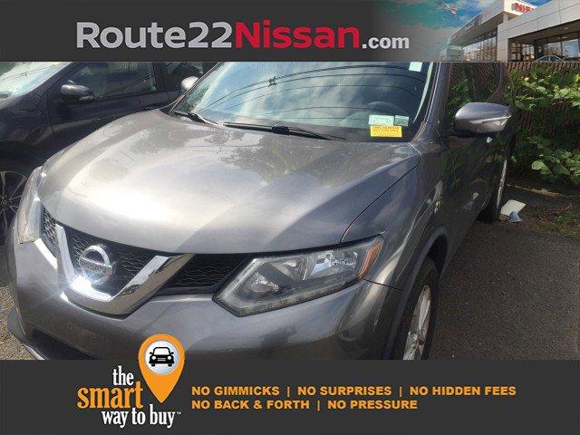 2015 Nissan Rogue SV AWD 4dr SV Regular Unleaded I-4 2.5 L/152 [10]