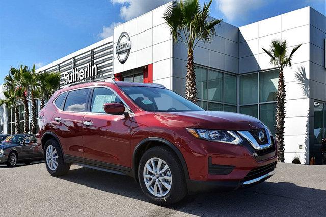 New 2020 Nissan Rogue in Orlando, FL