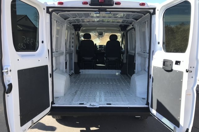 Used 2019 Ram ProMaster Cargo Van 1500 Low Roof 136 WB