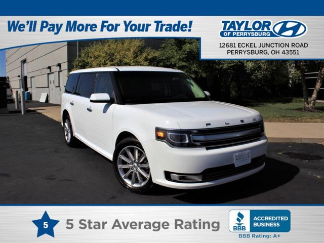 2015 Ford Flex Limited photo